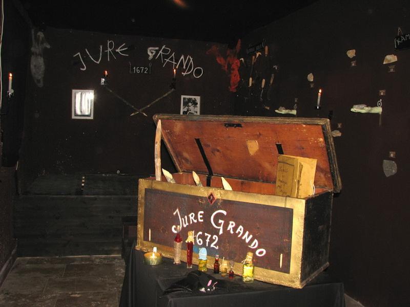 Muzej vampira, Kringa
