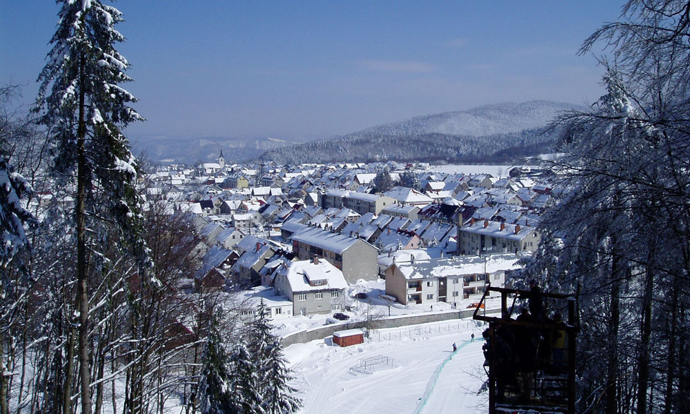 delnice, gorski kotar, goranska zima, hotel Risnjak