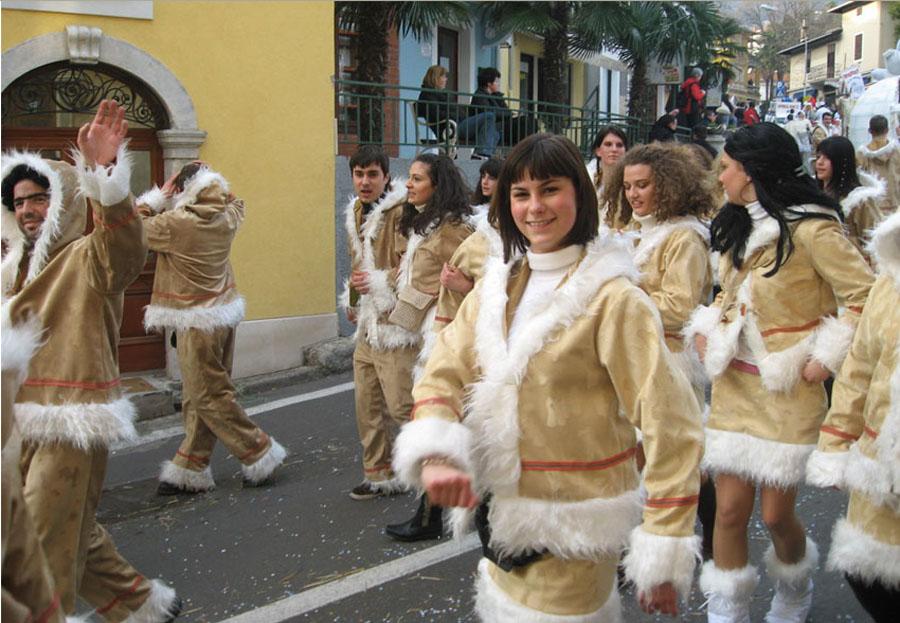 Međunarodna karnevalska povorka u Lovranu
