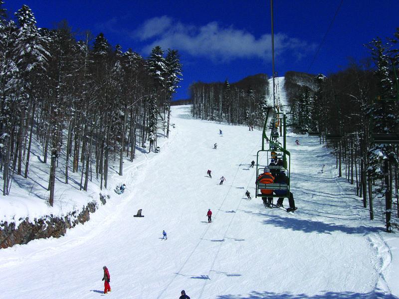platak, skijanje, vikend, radeševo
