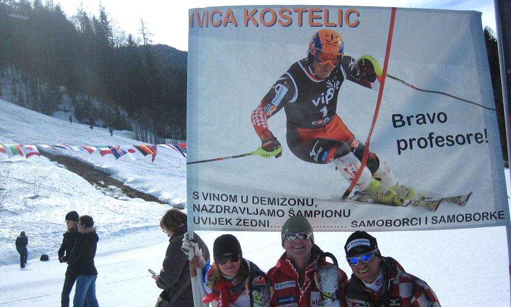 Ivica Kostelić na 50. Pokalu Vitranca