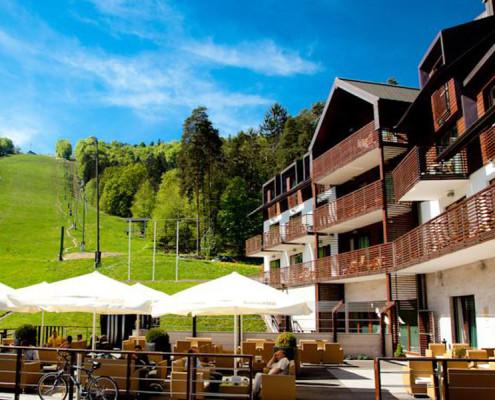 Hotel Arena Pohorje
