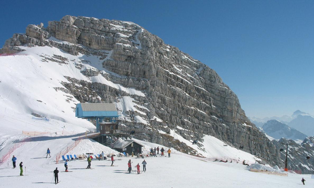 BOOM skijanje na Kaninu