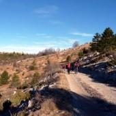 Planinarski pohod 100 ženskeh na Planike