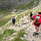 Planinarki paketi, Terme Snovik