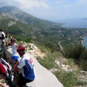 Bicikliranje Dalmacijom