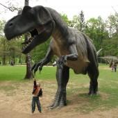 Dinomania u Arboretumu Volčji Potok