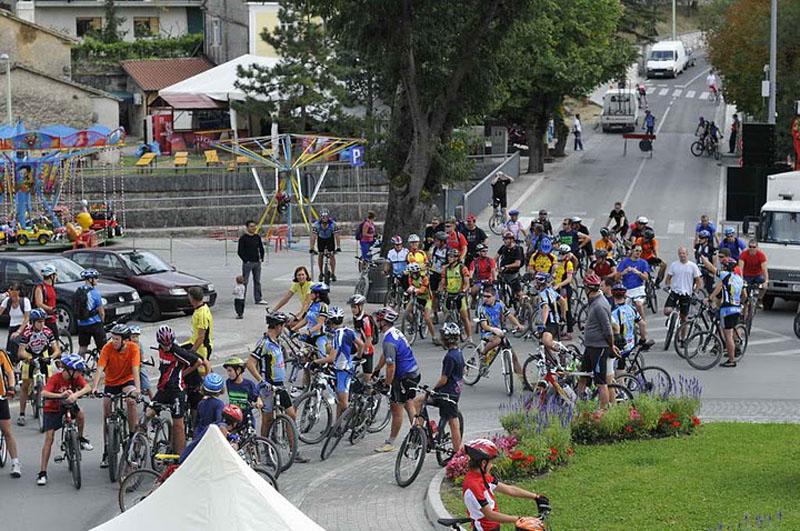 Biciklijada Boh Buzet
