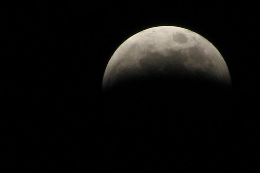 Mjesec u sjeni