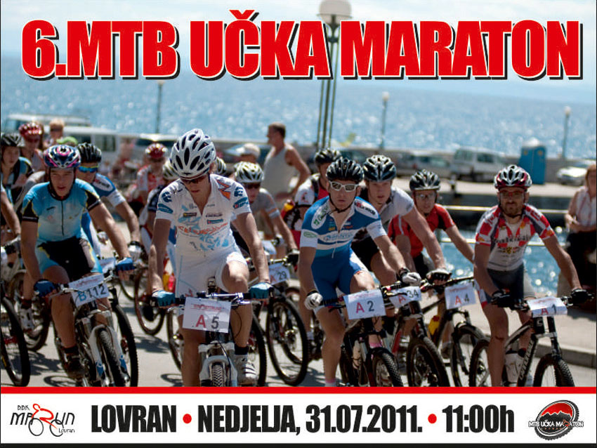 6. MTB Učka maraton