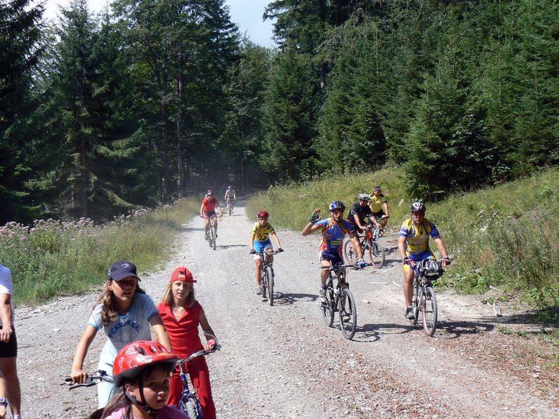 Biciklijada Tršće 2011