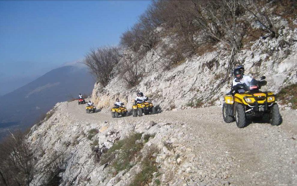 ATV Safari, Gorski kotar
