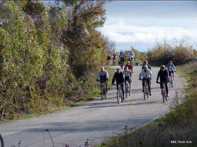 3. Jesenska biciklijada, Malinska