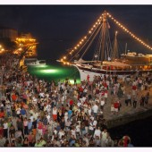 Noć punog miseca, Zadar