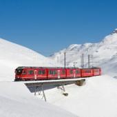 Putovanje vlakom kroz Tirol