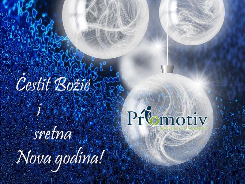 Sretan Bozic i Nova godina