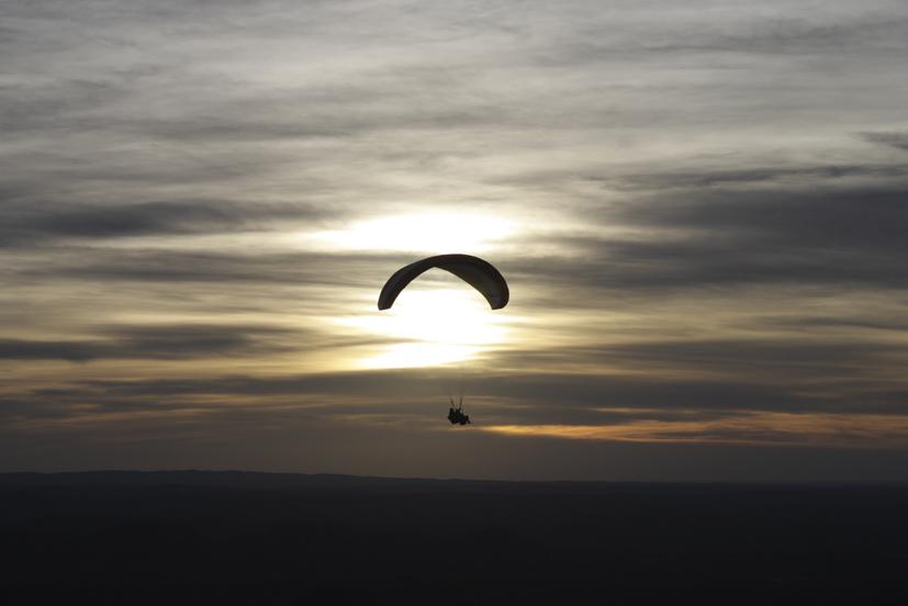 Paragliding, Vinodol