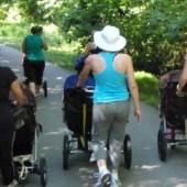 mama i beba maraton