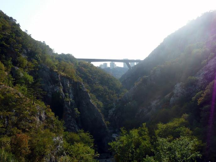 Kanjon Rječine