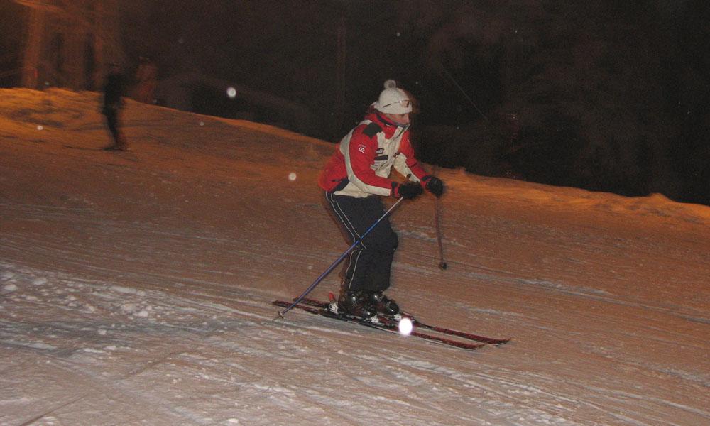 4. Noćni slalom