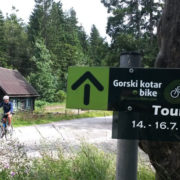Gorski kotar Bike Tour 2017